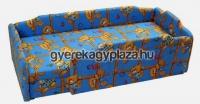 Kerítéses kék macis