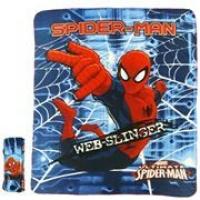 Spider-Man pléd