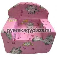 Rózsaszín elefántos
